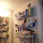 Bathroom Organizing