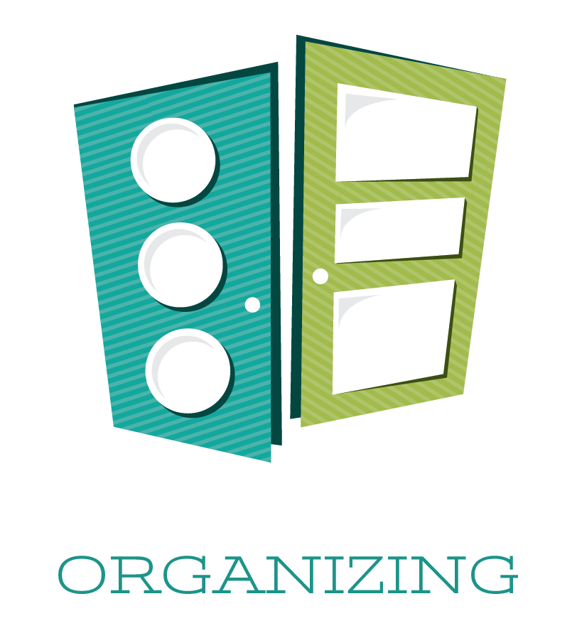 Open Doors Organizing Logo