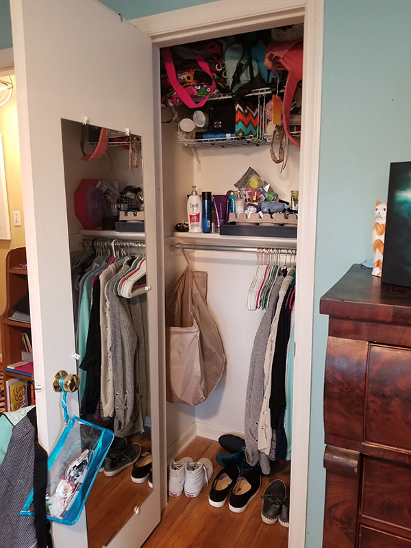 Teen Bedroom Organization After 2